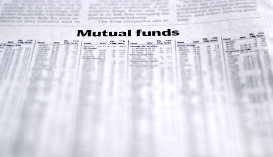 Mutual fund report.